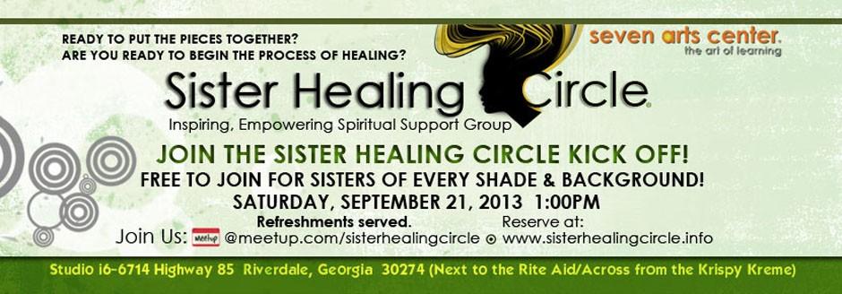 Sister Healing Circle Kick Off
