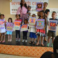 Painting for the FAMILIES & YOUTH