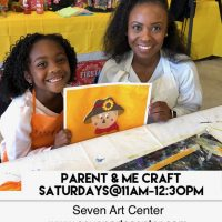 Craft Parent & Me