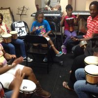 Drum Circle / Ensemble